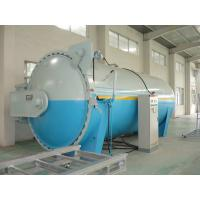 Wholesale Pressure Defense Industrial Autoclave Machine Φ2.5m With Safety Interlock from china suppliers