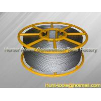 Wholesale Anti-Twist Braided Steel Rope complete stability to rotation from china suppliers