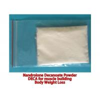 Buy cheap Pharmaceutical Nandrolone Decanoate Steroid CAS 360-70-3 No Side Effect Deca Powder from wholesalers
