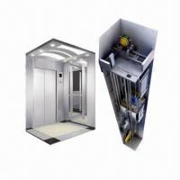 Buy cheap Passenger Lift with Small Machine Room Passenger Elevator from wholesalers