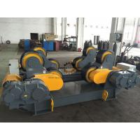 Wholesale 40 Ton CE Approved Pipe Welding Rotator For Offshore Pipe / Pressure Vessel from china suppliers