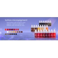 Wholesale Cosmetic Tattoo Permanent Makeup Micro Pigment Color - England KIAY from china suppliers