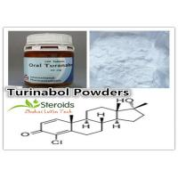 Wholesale Fat Loss Muscle Building Steroids Turinabol CAS 2446-23-3 4-Chlorodehydromethyl Testosterone from china suppliers