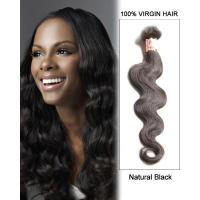 Wholesale Thick Virgin Brazilian Hair Extensions Double Drawn Brazilian Human from china suppliers