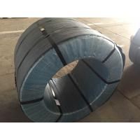 Wholesale 12.5mm 12.7mm 15.24mm PC Steel Wire uncoated Seven Wire for Prestressed from china suppliers