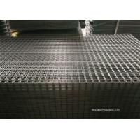 China Anti Craking Galvanized Wire Mesh Sheets / Rolls 2mm-5mm Dia Wire on sale