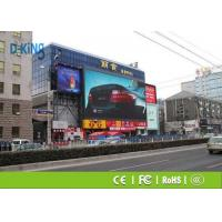 Quality Video Wall LED Display , P10 Outdoor Full Color LED Display For Advertising for sale