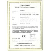 Friendship Machinery Co., Ltd(2) Certifications