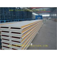 Wholesale Color Steel Polyurethane Sandwich Panel Metal Roofing Sheets Board Insulation from china suppliers