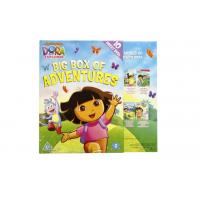 Quality New Dora the ExplprerBig Box carton dvd Movie disney movie for children uk region 2 for sale