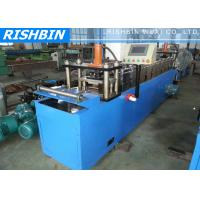 Wholesale 20 m / min Steel Frame Roll Forming Machine 45 # Steel Shaft / Cold Roll Forming Equipment from china suppliers