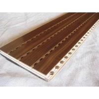 Wholesale Wooden Grooved Acoustic panel from china suppliers