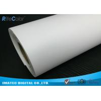 Wholesale Giclee Eco Solvent Media , 260gsm Silky Polyester Glossy Inkjet Canvas Rolls from china suppliers