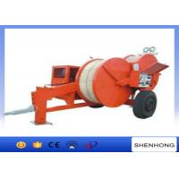 Wholesale 8T Hydraulic Puller Tensioner OPGW Installation Tools For Cable Diameter 40mm from china suppliers