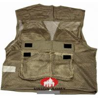 Buy cheap nylon web camouflage, khaki Swat Tactical Gear military / Police jacket from wholesalers