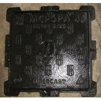 Wholesale SG Manhole cover for road from china suppliers