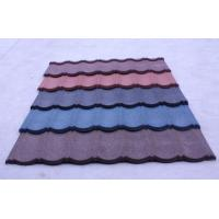Wholesale Colorful Stone Coated Roofing Tiles Long and Recycle Building Materials from china suppliers