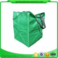 Wholesale Heavy Duty Garden Plant Accessories - Green Reuseable Garden Leaf Waste Bags from china suppliers