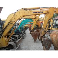 Wholesale 0.2m3 Dipper Capacity Used KOMATSU Excavator 2012 Year Made 28.5 Rated Power from china suppliers