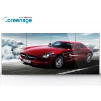 Wholesale 200 W 49 Inch Full HD 4x4 Indoor Lcd Video Walls 3.5mm Super Narrow Bezel from china suppliers