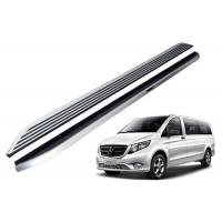 Wholesale Mercedes Benz 2016 2017 All New Vito Running Board , Alloy Side Steps from china suppliers