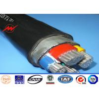 Wholesale SWA Electrical Wires And Cables Aluminum Alloy Cable 0.6/1/10 Xlpe Sheathed from china suppliers