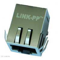 Wholesale 13F-60ND2NL RJ45 10 / 100 BASE-T JACK WITH MAGNETIC MODULE VoIP GSM Gateways from china suppliers