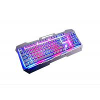 Wholesale Membrane Ergonomic PC Gaming Keyboard With Backlight 19 Keys Water Resistant from china suppliers