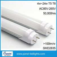 Wholesale 1.2M 20w 4ft Led Tube Lighting For Retail , Aluminum Heat Sink And Glass Cover from china suppliers
