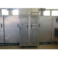 Quality Fast Heating Up Oven Ice Cream Making Machine With High Pressure Turner 1.5hp for sale