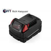 Wholesale 18V 9.0Ah Li-Ion Replacement Power Tool Batteries For Milwaukee M18 48-11-1828 from china suppliers