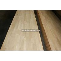 Quality Oak solid wood panel finger jionted panels countertops table tops butcher block tops kitchen tops for sale