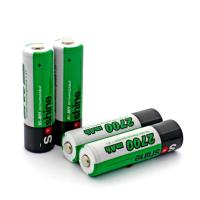 Wholesale Soshine 1.2V Ni-MH Rechargeable AA/Mignon 2700mAh 4pcs from china suppliers