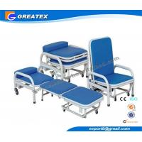 Wholesale Two Function Foldable Accompanier Hospital Transfusion / blood extraction chair from china suppliers