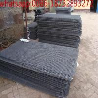 Wholesale High Manganese and Crabon Steel Crimped Wire Mesh for Screening Gravel/Crimped Wire Mesh / Mine Mesh / Vibrating Screen from china suppliers