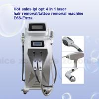 Quality Professioanl 4 In 1 Opt Shr Laser Ipl Hair Removal Machine 2000w CE Approval for sale