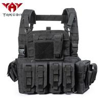 Wholesale Army Fans and Cs Game Tactical Gear Vest with Customized Logo from china suppliers