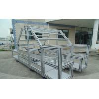 Wholesale Car test frame Aluminum industrial profile for automotive gauge with T slot aluminum from china suppliers