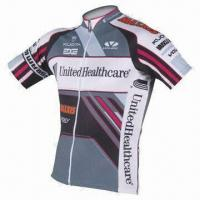 Wholesale Specialized Cycling Jersey with Anti-UV, Breathable and Nontoxic, Available in Various Styles from china suppliers