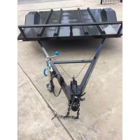 Wholesale Flatbed Motorcycle Transport Trailer 8x6 With Heavy Duty Tie Down Rings from china suppliers