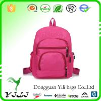 Wholesale Luxury Quality Custom Foldable Diaper Bag Backpack from china suppliers