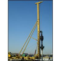 Quality Tamping Expansion Pile / Hammer Pile Driver 400-600mm Diameter for Clay / Silt for sale
