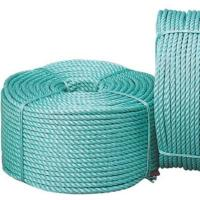Wholesale Twisted Type Commercial Fishing Rope Cotton PP Polyester Material from china suppliers
