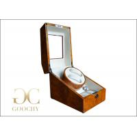 Wholesale Automatic Single Watch Winder / Watch Case For Automatic Watches  from china suppliers
