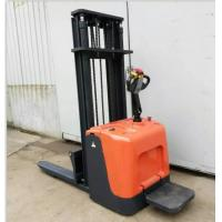 Wholesale ES2025 2T 24V with 2.5m Lifting Height Full  Electric Stacker Trolley from china suppliers