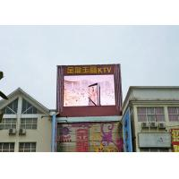Wholesale Advertising P12 RGB Full Color LED Panel Outdoor High Definition Screen from china suppliers