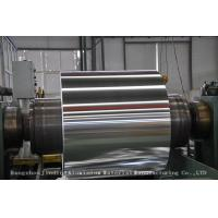 Wholesale Composite Pipe Industrial Aluminum Foil Jumbo Roll 8011 HO Custom Made from china suppliers