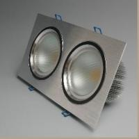 Wholesale White / Silver 6000 - 6500K Cool White 12W 50 / 60Hz LED Ceiling Lamps GP-L02236 from china suppliers