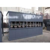 Wholesale Corrosion Resistant Ceramic Multi Cyclone Dust Collector Simple Installation from china suppliers
