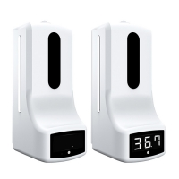 Buy cheap Temperature Detector 1000ml 3W Hand Disinfectant Dispenser from wholesalers
